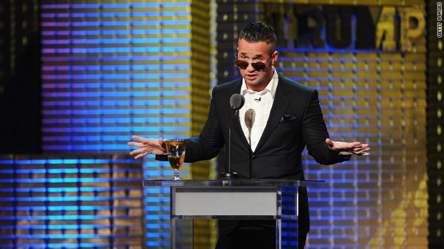 The Situation&#039;s jokes draw boos at Trump roast