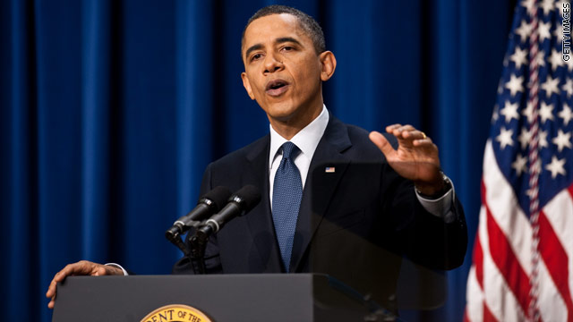 Obama outlines plan for gun reform