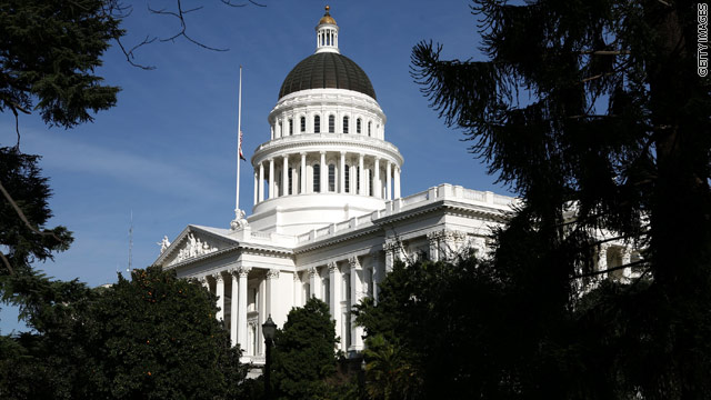 Ballot shakeup in California among Tuesday's political flashpoints