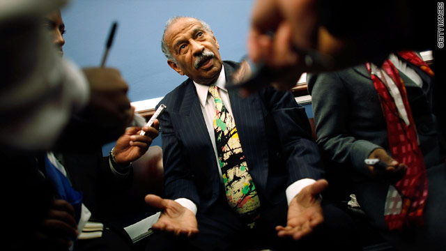 Senior Democrat Conyers criticizes Obama