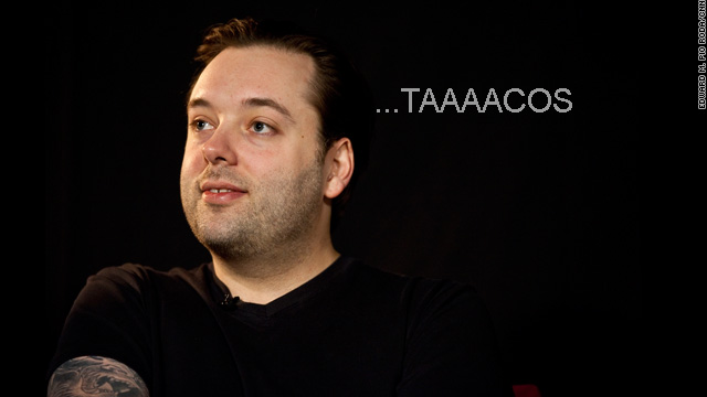 SXSW: Paul Liebrandt wants a taco