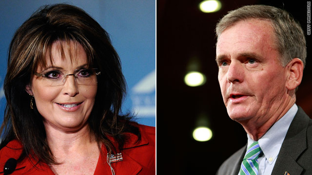 Palin has path to win, Republican warns