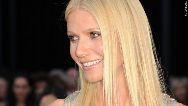 Paltrow was faking CMAs nerves, says pal Batali