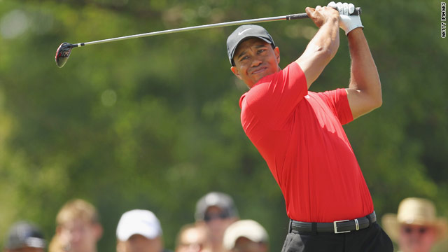 Tiger Woods to appear on 'Fallon'