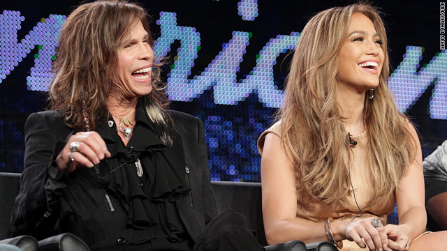 Aerosmith, J-Lo both slated to perform on 'Idol'