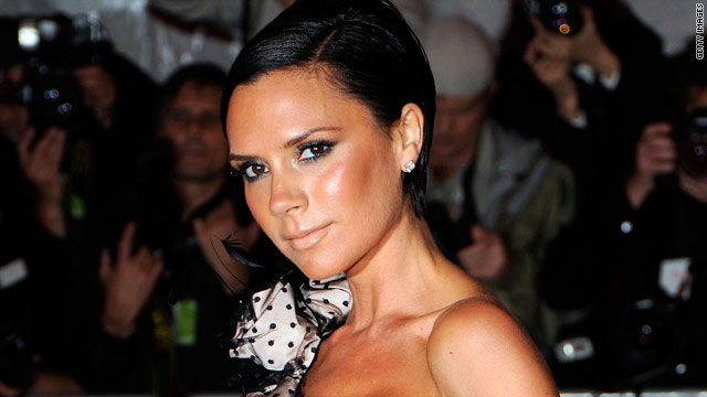 Victoria Beckham expecting a girl