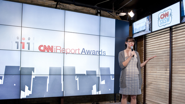 CNN reveals the winners of the first-ever CNN iReport Awards