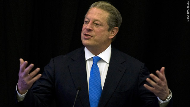 Gore to pen new book