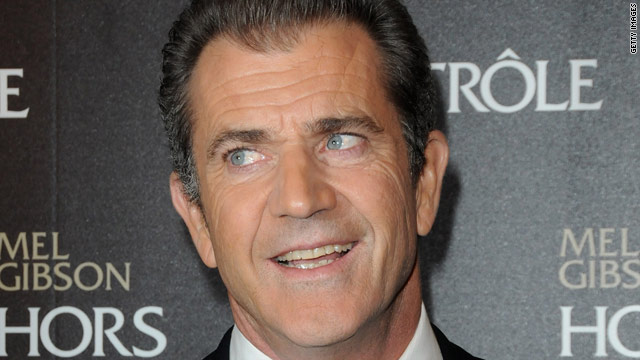 Mel Gibson is a granddad