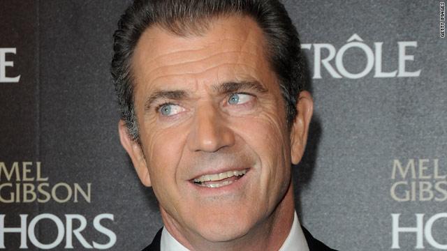 Mel Gibson is a granddad