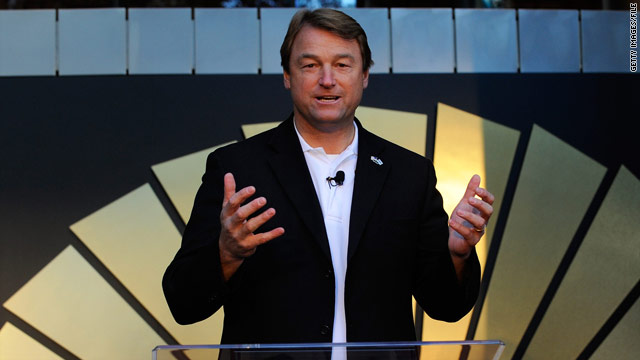 Heller announces bid for Ensign's seat in Nevada