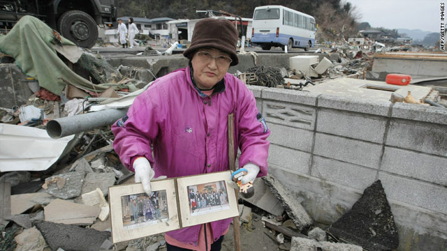 Japan quake live blog: Official death toll rises to 3,676