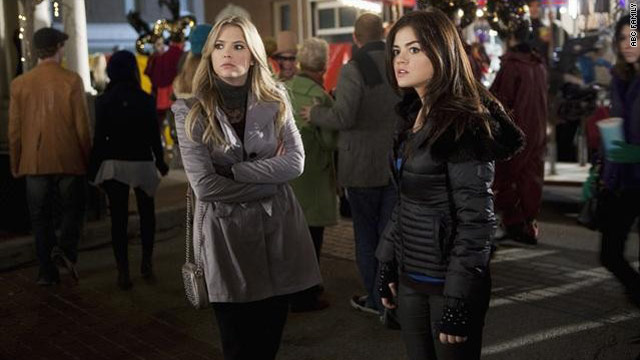 New evidence on 'Pretty Little Liars'