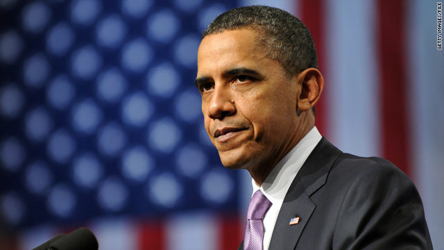 CNN Poll: Obama approval drops to 50 percent