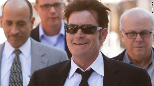 Charlie Sheen's 'Violent Torpedo of Truth' tour blows through Atlanta