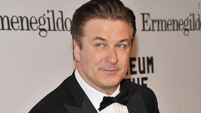 Alec Baldwin taking singing lessons for 'Rock of Ages'