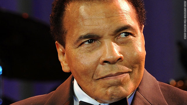 Muhammad Ali asks Iran&#039;s leader to show mercy on American hikers