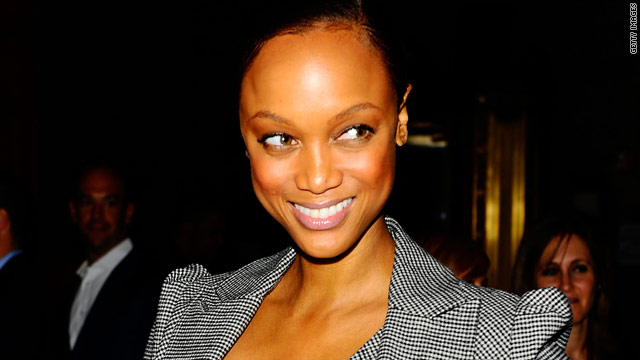 Tyra Banks heads back to school at Harvard