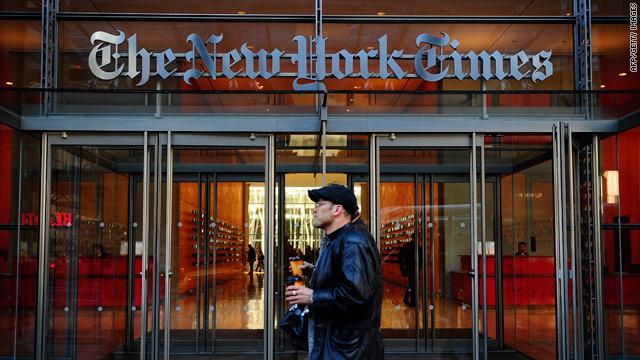 Four N.Y. Times journalists missing in Libya