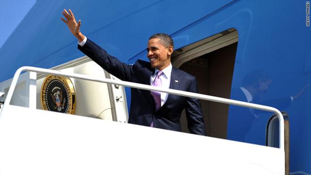 Obama's Latin America tour