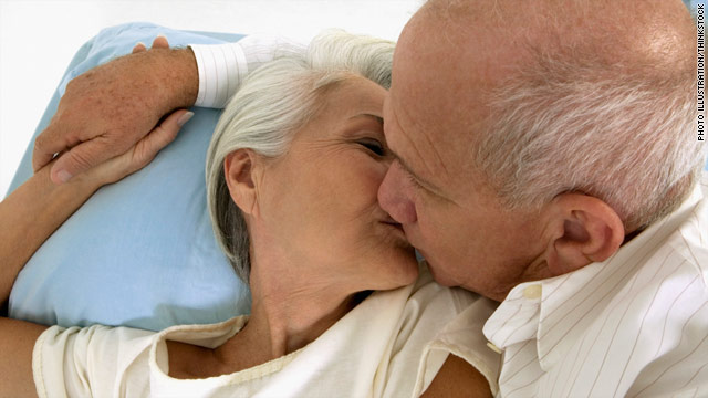 Sex: Why slower (and older) may be better