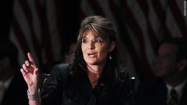 Palin support fading, says poll