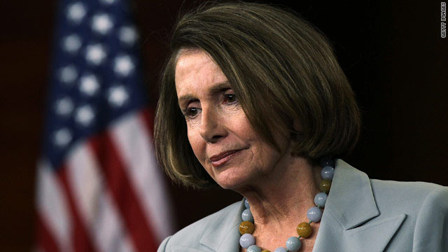 Pelosi describes Japan tragedy as 'beyond biblical'