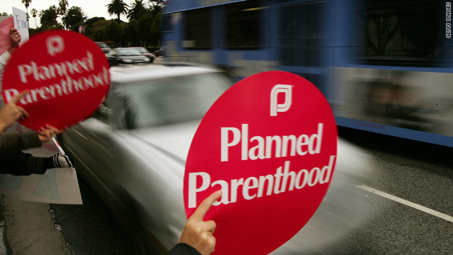 Susan G. Komen drops funding for Planned Parenthood