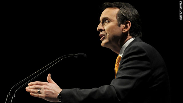 Romney's short list: Pawlenty campaigns hard for ticket
