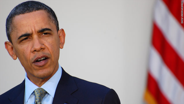 Obama: U.S. not threatened by nuclear fallout in Japan