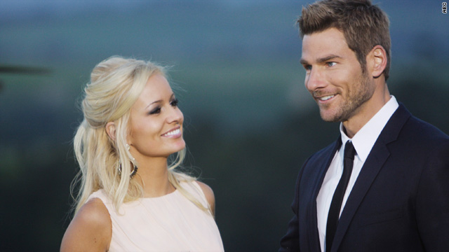 'Bachelor' couple requests privacy