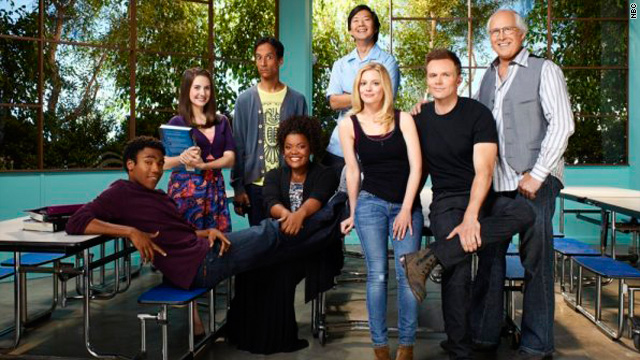 NBC renews 'The Office,' 'Parks and Rec,' 'Community'