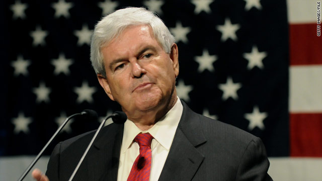 Gingrich hits Obama on tournament picks
