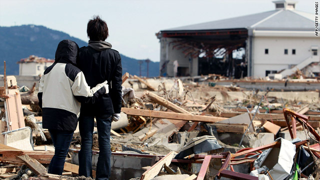 Japan quake live blog: Death toll surpasses 6,000; 10,259 reported missing