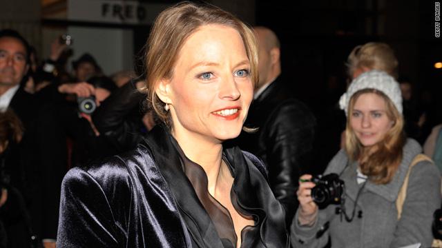 Jodie Foster: God, I love Mel Gibson