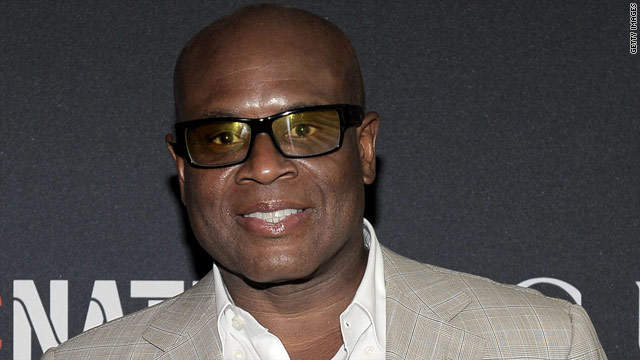 Is L.A. Reid the first judge for 'X Factor'?
