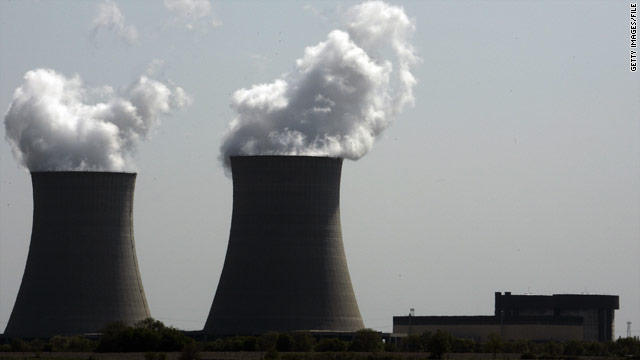 Poll: Shifts in U.S. concerns over nuclear power
