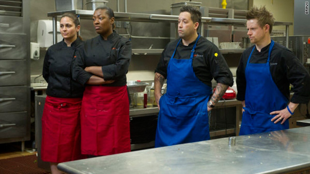 'Top Chef': I can't believe it's not pasta!