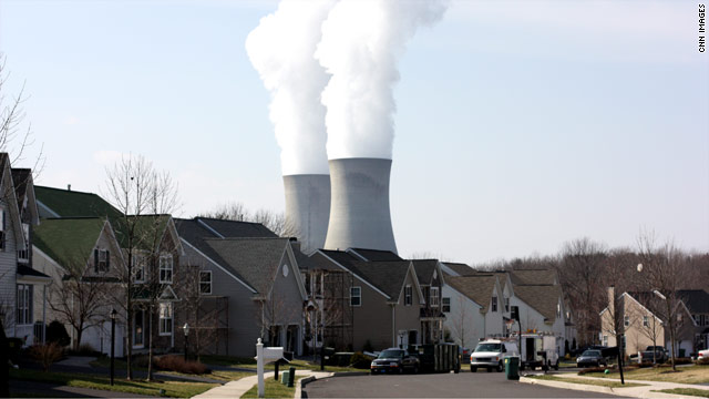 How Close Is Your Home To A Nuclear Power Plant Global