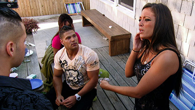 'Jersey Shore' is done... yet again