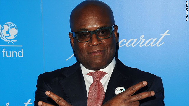 Antonio 'L.A.' Reid to be 'X Factor' judge