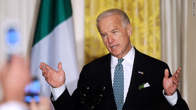 Biden picks another journalist as communications director