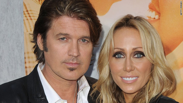 Billy Ray Cyrus calls off divorce, makes up with Miley