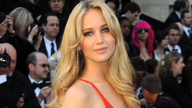 Jennifer Lawrence officially cast in 'Hunger Games'