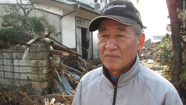 Tsunami victims ponder their future