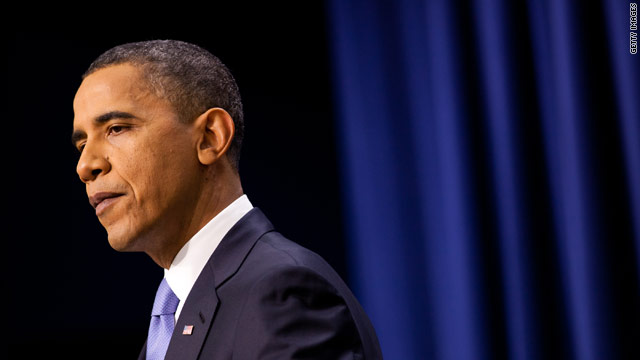 Obama's real deficit problem: His tax cuts