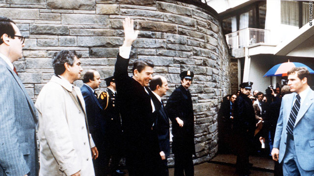 Gotta Watch: Behind the scenes of the Reagan shooting