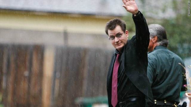 &#039;Showbiz Tonight&#039; Flashpoint: Charlie Sheen for president?