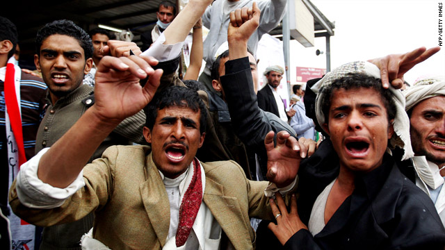 Sources: State of emergency declared in Yemen