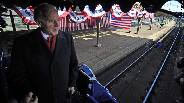 Wilmington train station renamed in honor of Biden